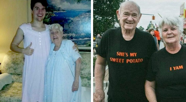 Dessa roliga bilder visar verkligen hur värdefulla våra mor-och farföräldrar är