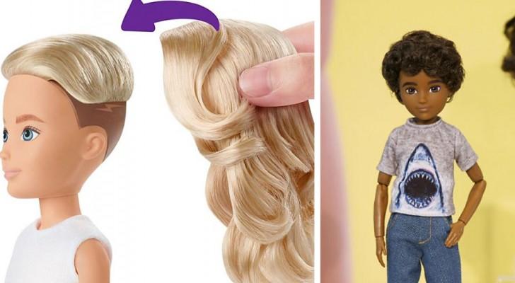 La Mattel ha lanciato le prime bambole