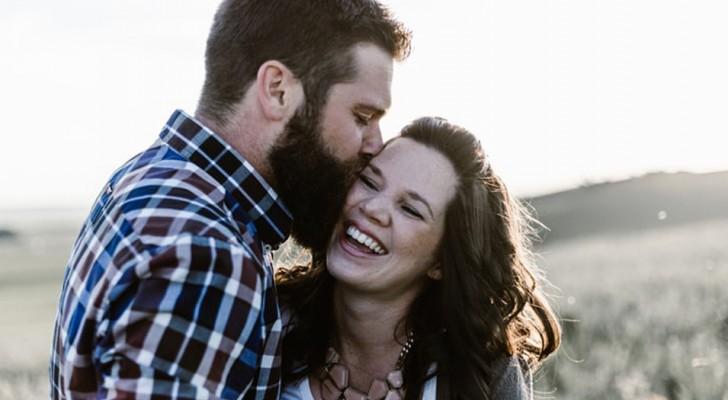Een echte man maakt de liefde voor een vrouw natuurlijk, die haar laat lijden is het niet waard om bij haar te zijn