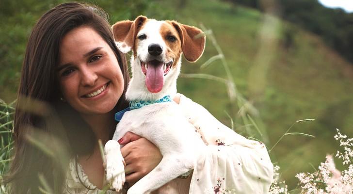 Le donne provano per i cani le stesse emozioni che vivono per i loro figli: lo dimostra uno studio