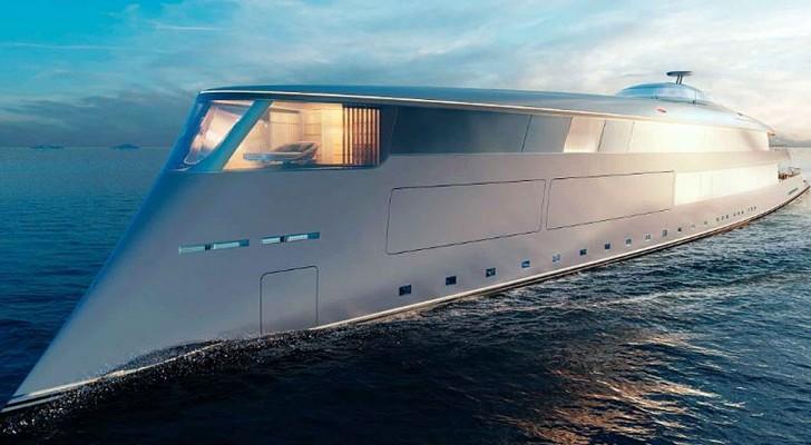 Le premier yacht au monde propulsé à l'hydrogène : une innovation verte dans la navigation