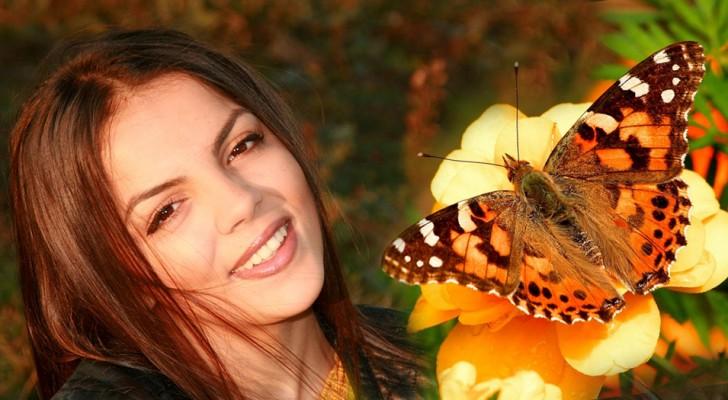 Vogliamo cambiare ma ci ostiniamo a vivere nel passato, come le farfalle che sanno di essere stati bruchi