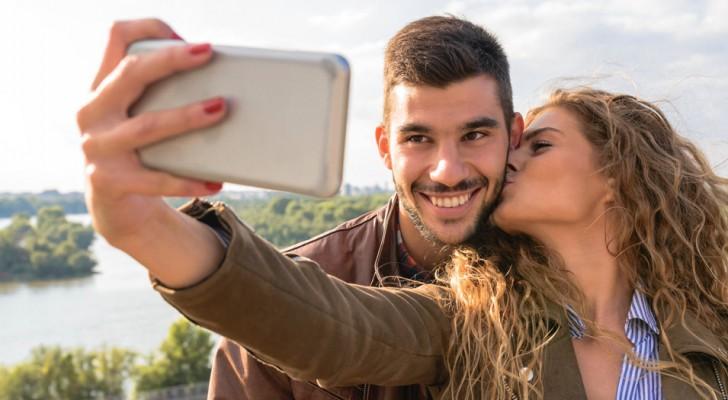 Paare, die ihre Fotos auf Social Media veröffentlichen, sind möglicherweise unsicherer: Das sagt die Psychologie