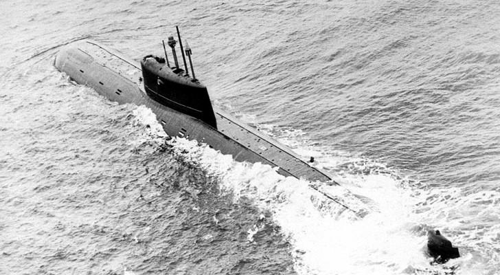 In Norvegia, questo sommergibile nucleare affondato rilascia radiazioni 800mila volte superiori alla norma