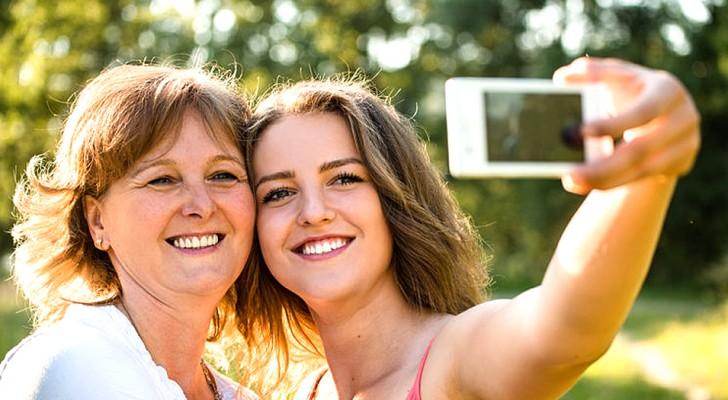 A mãe é uma figura insubstituível para a filha: a ligação entre elas é única e indissolúvel