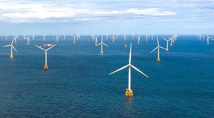 Zum ersten Mal in der Geschichte überholen die erneuerbaren Energien in Großbritannien die Energie aus fossilen Rohstoffen