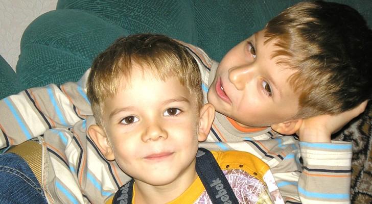 I secondi figli maschi possono avere più probabilità di mettersi nei guai: lo afferma uno studio