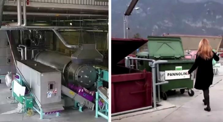 In Italia nasce il primo impianto che ricicla assorbenti e pannolini al 100%