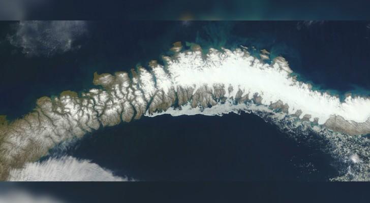 Het smelten van ijs heeft geleid tot 5 nieuwe eilanden in Rusland die voorheen onbekend waren