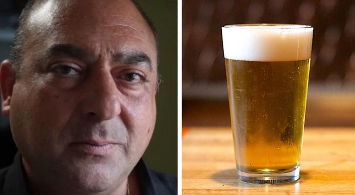 Sie halten ihn auf, weil er betrunken wirkt, aber er behauptet, er habe nicht getrunken: Sein Körper produziert Ethanol
