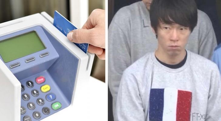 O vendedor de uma loja aproveitou da sua memória fotográfica extraordinária para lembrar os dados de 1300 cartões de crédito