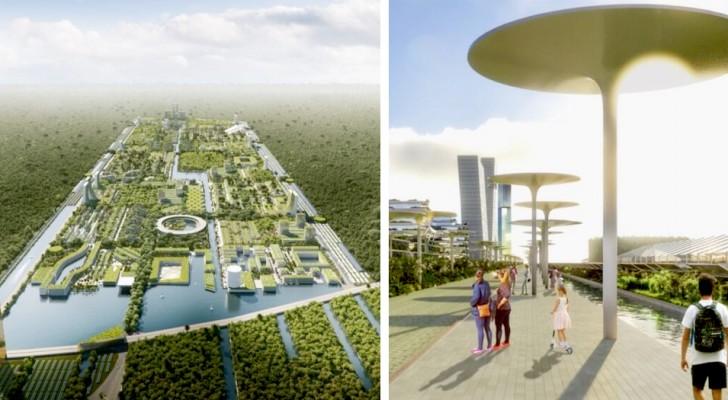 Au Mexique, toute une zone urbaine sera conçue de façon 100% éco-durable et autosuffisante