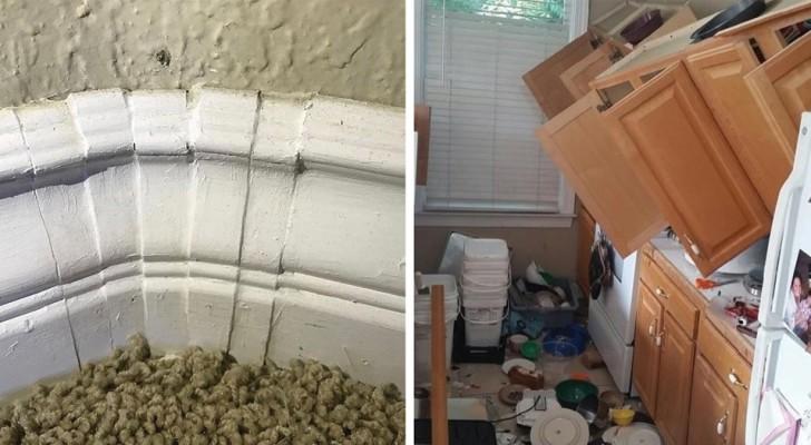 30 Fotos von Hausarbeiten, die so katastrophal sind, dass sie jeden Profi entsetzen würden