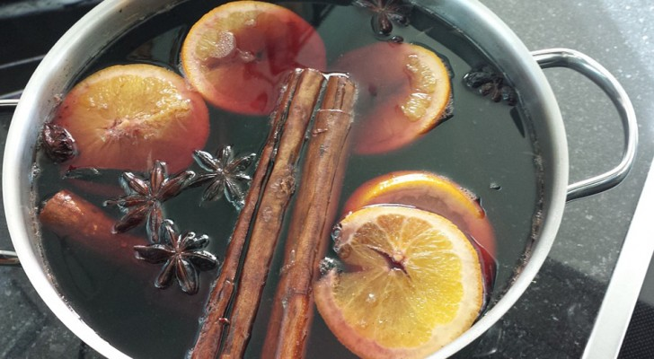 This hot spicy wine recipe is a typical German drink that can definitely warm up your winter