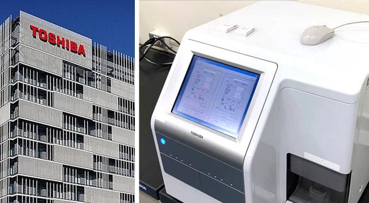 Toshiba ha sviluppato una tecnologia per diagnosticare 13 tipi di cancro con una sola goccia di sangue