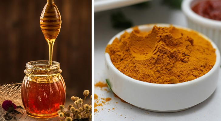 Honing en kurkuma: zo maak je een effectieve 100% natuurlijke siroop tegen seizoensgebonden kwaaltjes