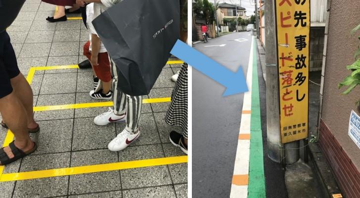 Japan is het land van de extravagantie: 16 situaties die in het geheugen blijven van degenen die het bezoeken
