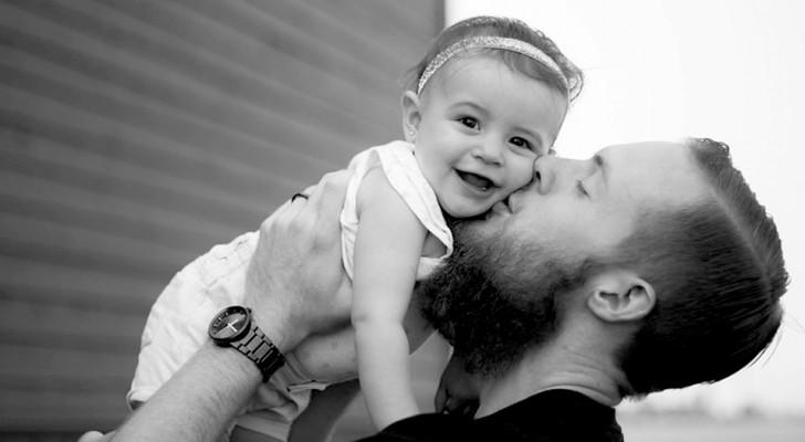 Tillägnat alla pappor som alltid kommer att finnas där för sina barn trots tidens gång