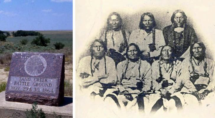 Das Sand Creek Massaker: der unfaire Angriff der Amerikaner, der Hunderten von Einheimischen das Leben kostete