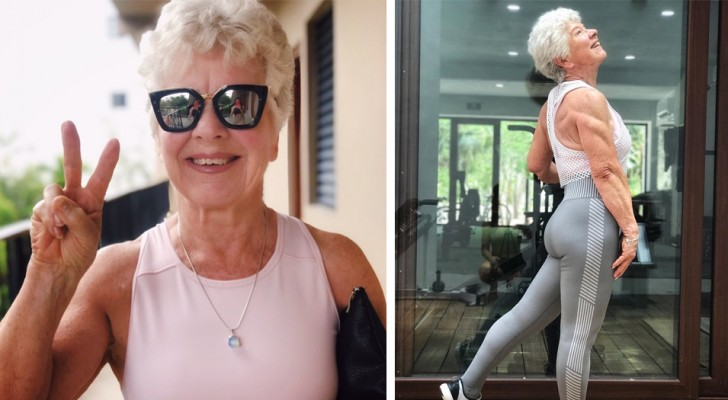 Changing at 73 is possible and this woman has lost 62 lb (28 kg) by radically changing her lifestyle