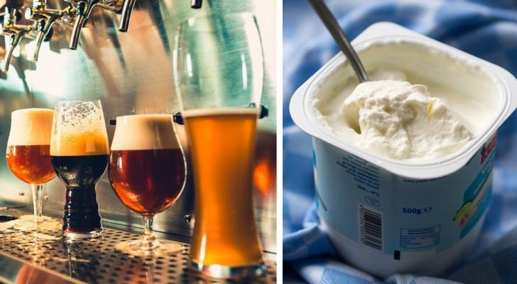 I probiotici contenuti in alcune birre potrebbero far bene all'intestino tanto quanto quelli dello yogurt