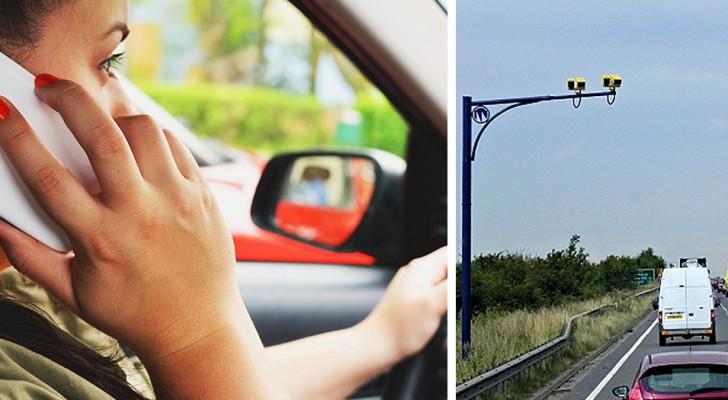 Australien aktiviert spezielle Kameras mit künstlicher Intelligenz, um zu erkennen, wer das Telefon während der Fahrt benutzt