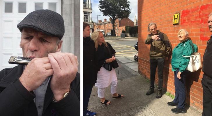 A Dublino, i senzatetto diventano le guide turistiche perfette per mostrare i lati nascosti della città ai visitatori
