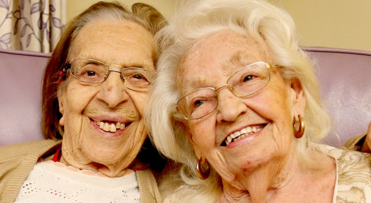 At the age of 89, two inseparable friends decide to go and live together in the same rest home