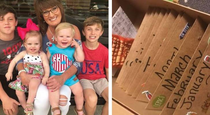 Cette grand-mère a offert à ses petits-enfants 12 activités à faire en famille au lieu des jouets habituels