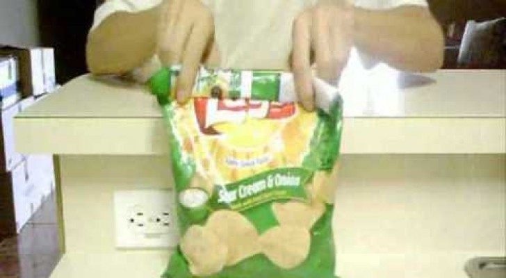 If you like crisps, this trick will change your life!