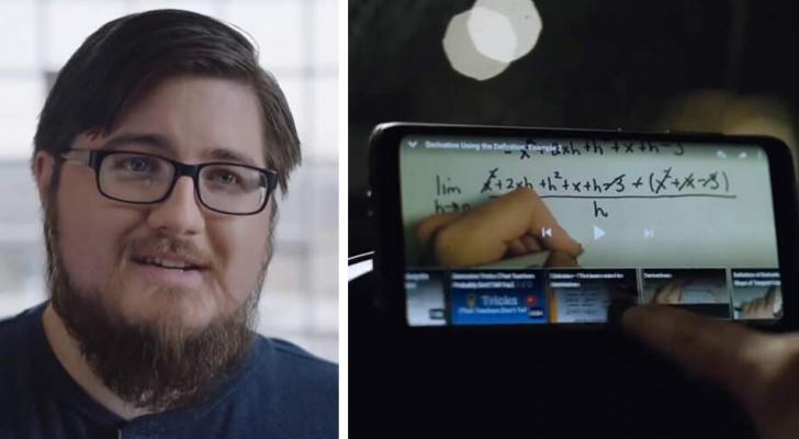 Da bidello ad astrofisico: la curiosa storia del ragazzo che ha imparato la trigonometria con Youtube