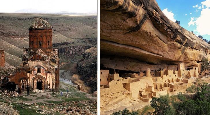Il n'y a pas que Pompéi et Petra : 8 fascinantes cités perdues dont on parle plus rarement