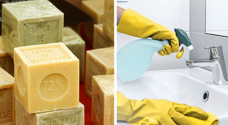 Non solo bucato: 6 modi alternativi in cui può essere utilizzato il sapone di Marsiglia