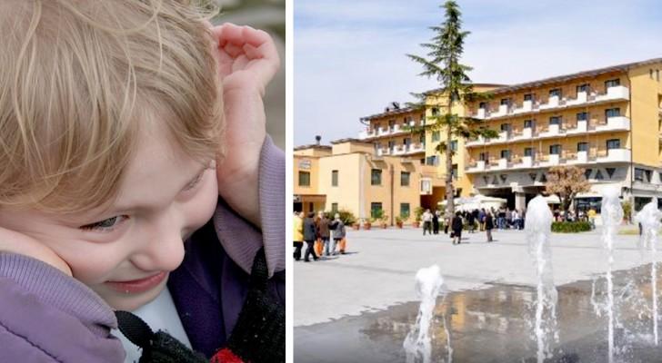 Capodanno cancellato per 12 famiglie con figli autistici perché la struttura
