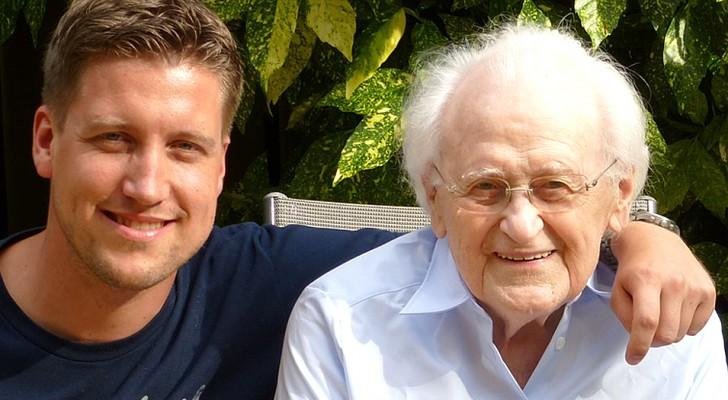 Pour les petits-enfants, les grands-parents sont un véritable trésor de leçons de vie
