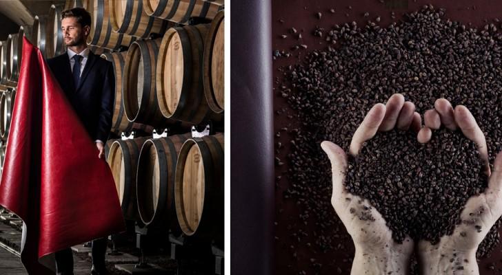Un nouveau cuir végétal fait de peaux et de pépins de raisins arrive pour révolutionner le monde de la mode