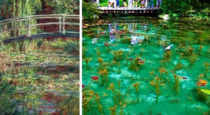 Lo Stagno di Monet: il meraviglioso laghetto giapponese che sembra uscito da una tela del pittore impressionista