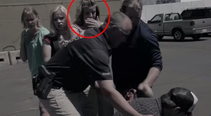 Na het bekijken van deze video zal u twee keer nadenken voordat u de kinderen alleen laat in de auto