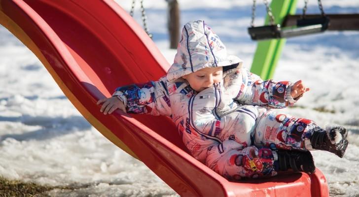 Laat de kinderen buiten spelen: het is niet de kou, maar de gesloten en drukke plaatsen waar je ziek van wordt