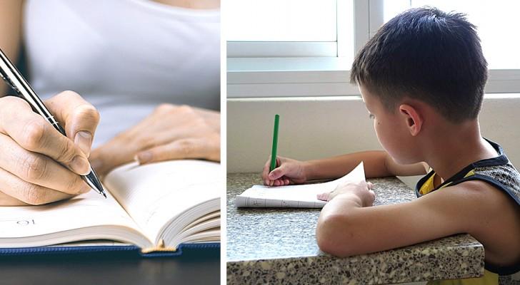 Scrivere a mano migliora la memoria e aiuta nell'apprendimento: una ricerca lo conferma
