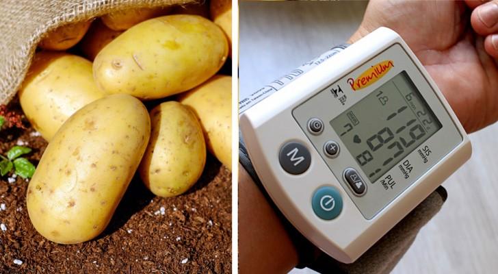 7 benefici delle patate, ortaggi nutrienti e utili a controllare la pressione sanguigna