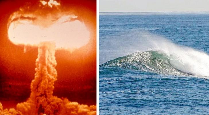 In 25 Jahren haben wir in die Ozeane eine Wärmemenge eingebracht, die der Energie von 4 Atombomben pro Sekunde entspricht