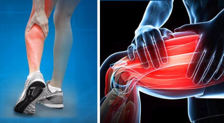 4 tips om de pijn van nachtelijke spierkrampen te verlichten, een probleem dat zowel wijdverspreid als vervelend is