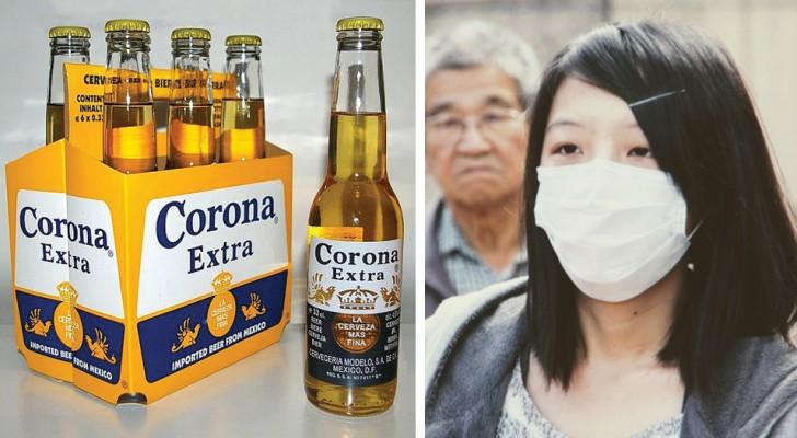 Den Statistiken zufolge fragten viele Leute bei Google nach, ob der Coronavirus mit dem Corona-Bier in Verbindung gebracht wird