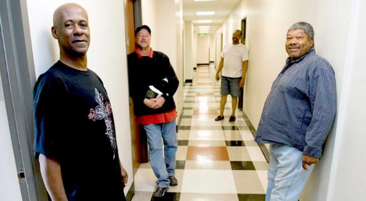 Uma associação sem fins lucrativos compra um hotel e transforma os quartos em 139 mini apartamentos para os sem-teto
