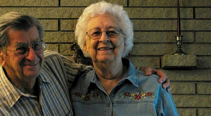 I nostri nonni non muoiono mai, riposano per sempre nei nostri cuori
