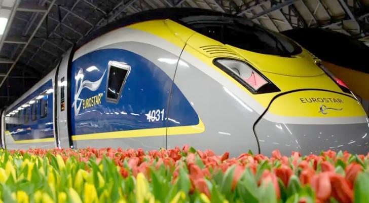 Der Eurostar steht kurz vor der Einführung eines Zuges, der London direkt mit der Stadt Amsterdam verbinden wird