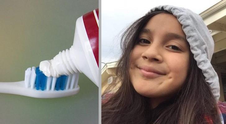 Tandpasta veroorzaakt een gewelddadige allergische reactie: een 11-jarige meisje verliest haar leven door haar tanden te poetsen