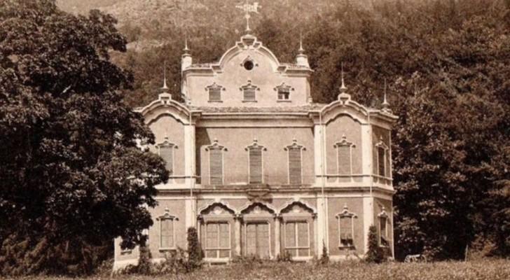 Questa villa è considerata il luogo più