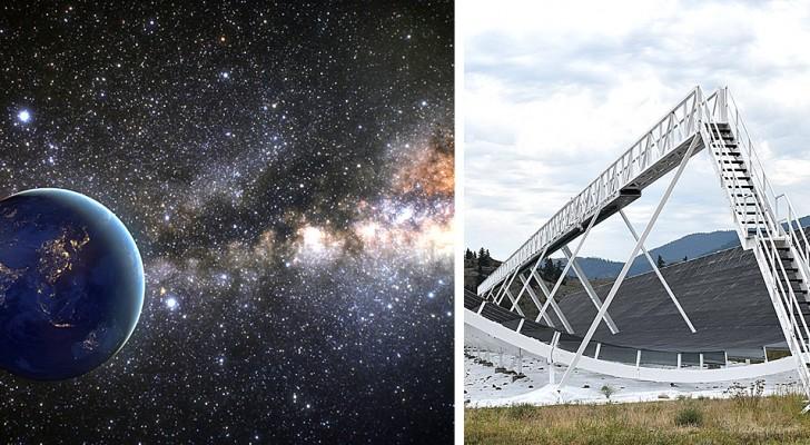 Ogni 16 giorni, questo telescopio canadese riceve misteriosi segnali radio dallo spazio profondo